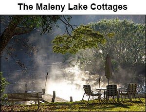 The Maleny Lake Cottages